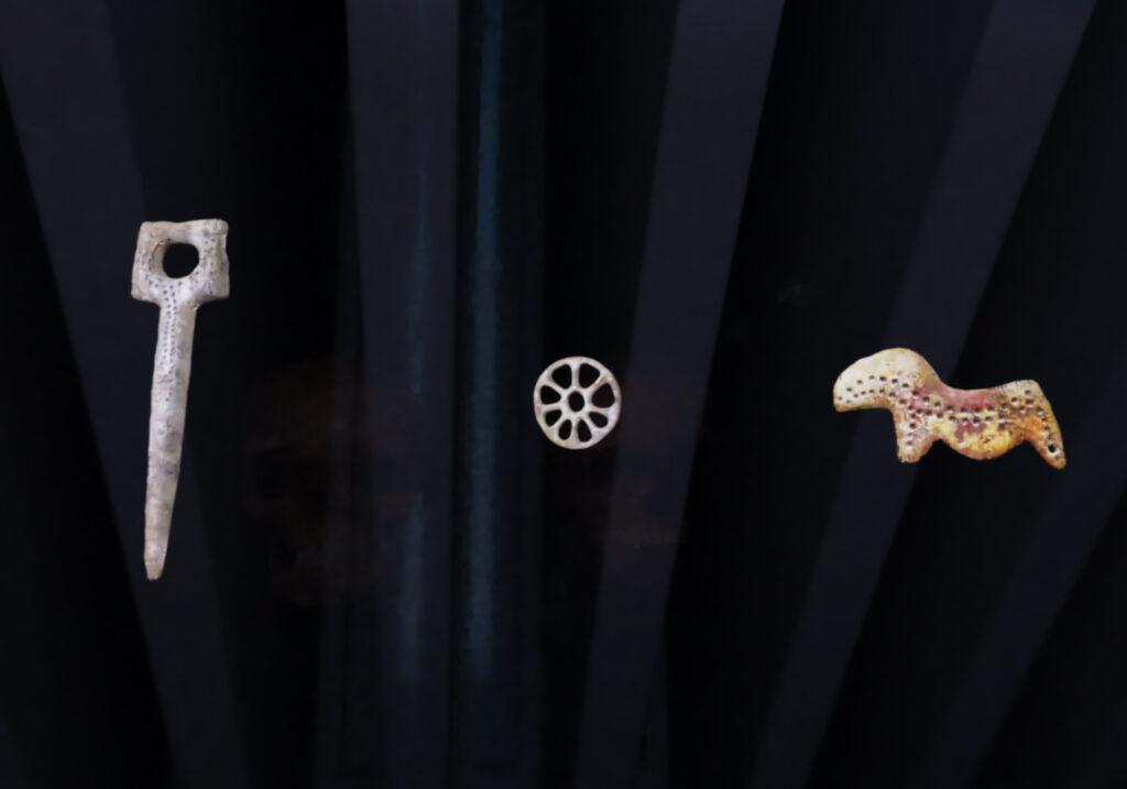 Артефакты Сунгирь