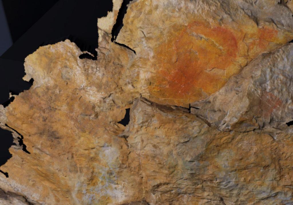 Капова пещера зал надписей